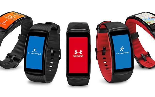 运动功能强大竟还兼容iPhone — 三星Gear fit2 Pro手环评测