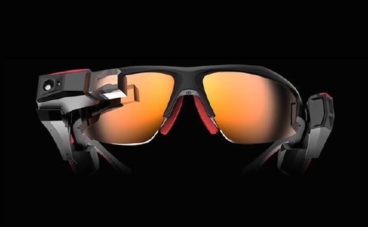 专为骑行打造的智能眼镜,导航录像电话全都有
