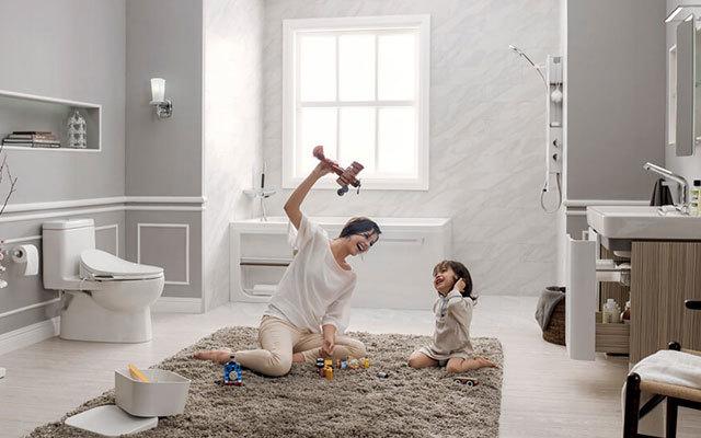 科勒(Kohler)希尔维系列浴缸