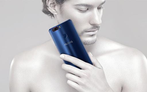 努比亚Z17 8GB顶配版发售,无边框旗舰仅3199