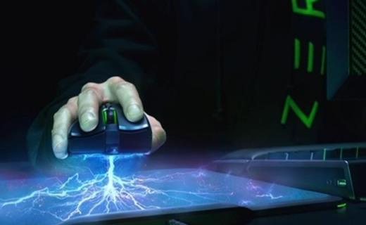 没有电池,鼠标垫供电,雷蛇发布新款鼠标