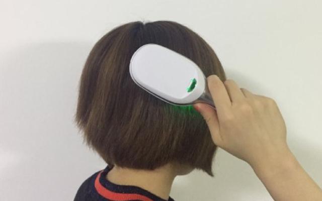晒物 | 博朗负离子美发梳,有效防静电改善发质