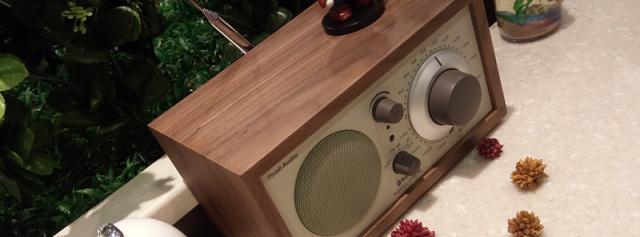 流金岁月HIFI蓝牙音箱,带我回味80后广播情怀