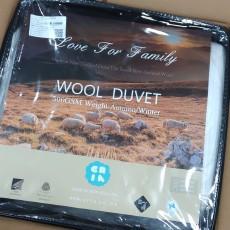 冬季保暖更防潮,新西兰的纯羊毛被满足你所有愿望