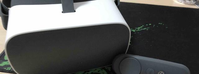 小怪兽Pico VR一体机轻度使用体验