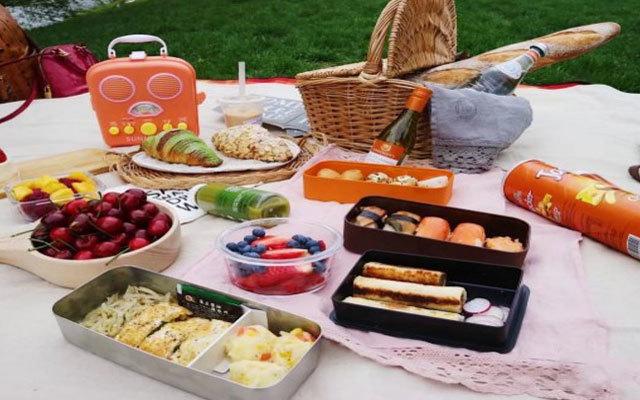 视频 | 三款高颜值饭盒横评,初夏外出野餐必备神器