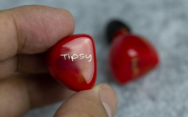 TIPSY动圈耳机试听体验:有微醺味道的耳机