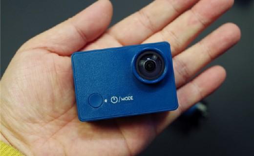 小米有品海鸟运动相机,4K摄录6轴防抖不足500,真香!