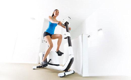 捷瑞特健身车:磁控动力噪声低,多种模式和阻力调节可供选择