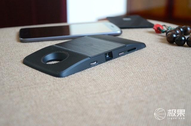 摩托罗拉(Motorola)Z2Play4G+64G模块化手机