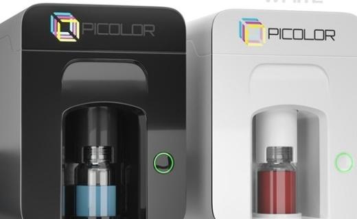 绘画爱好者的好帮手 这台机器能制作出100万种色彩颜料