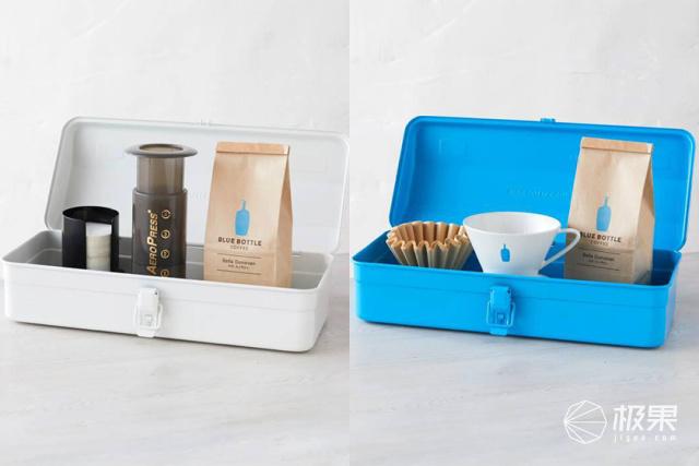 日本蓝瓶咖啡推假日收藏系列,堪称咖啡界Apple!