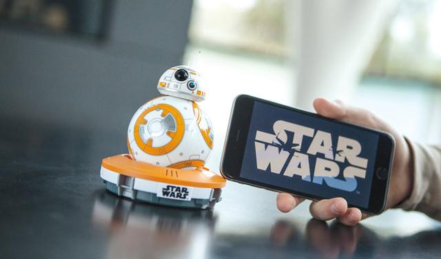 Sphero BB-8 智能机器人 首发试用