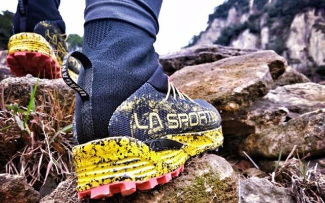 自带缓冲刹车系统,让我轻松应对全地形 — LASPORTIVA URAGANO GTX越野跑鞋测评 | 视频