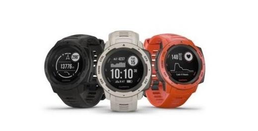 防水耐用+长续航!佳明发布新款Instinct GPS手表