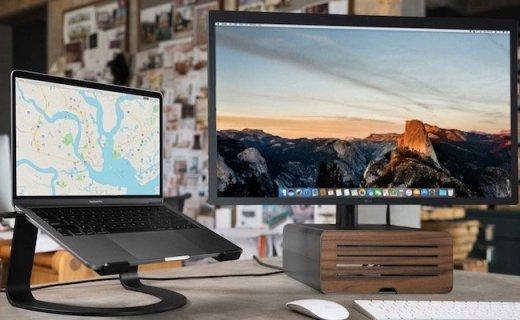 专为iMac Pro打造的支架,轻松整体桌面空间