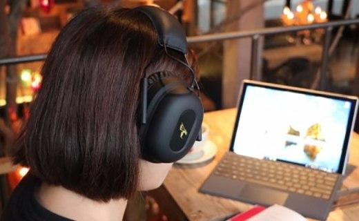 听声辨位反套路,从此吃鸡不迷路  —  硕美科G936指挥官游戏耳机体验