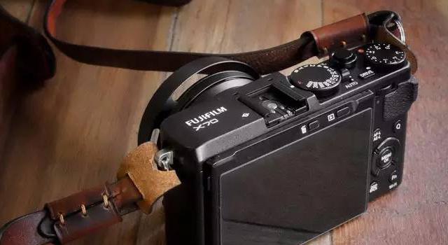 小巧复古富士X70相机,买到就赚到的拍片神器