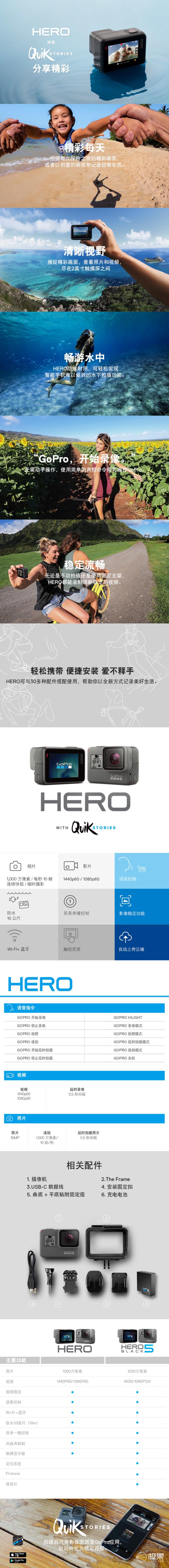 GoProHero相机