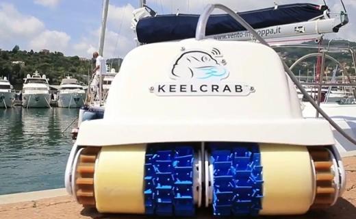 看尼斯湖水怪有戏了!带履带的小潜艇无惧水草还能做清洁工