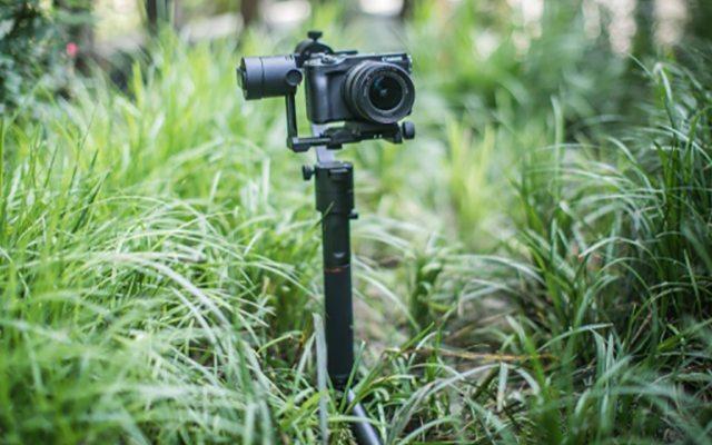轻盈无卡顿续航长久,摄影工作者福音 — 魔爪稳定器视频评测