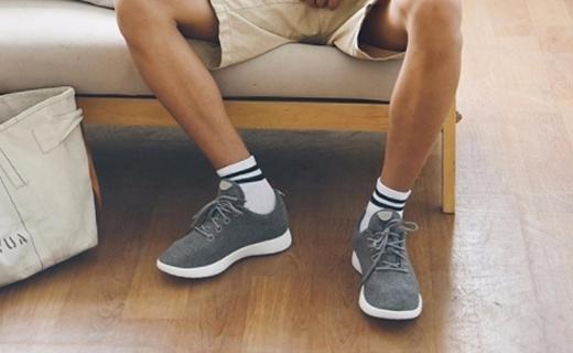 网易严选休闲鞋:毛毡布耐脏透气,质地轻盈耐摩擦