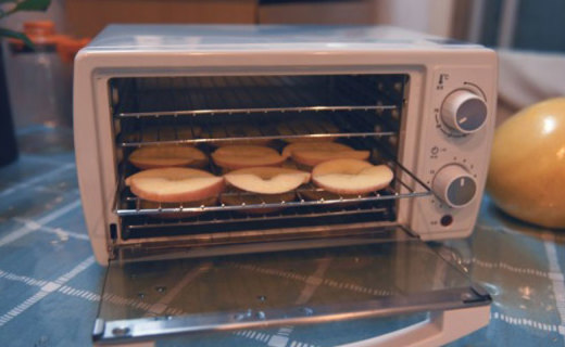 360°烘干各類果蔬干貨,原汁原味想食即食,金正家用食品水果烘干機體驗