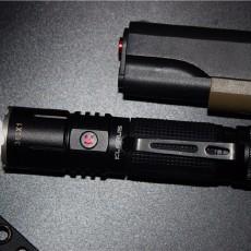 360°无死角操控,更加突出战术手电操控性能——新款KLARUS凯瑞兹360X1