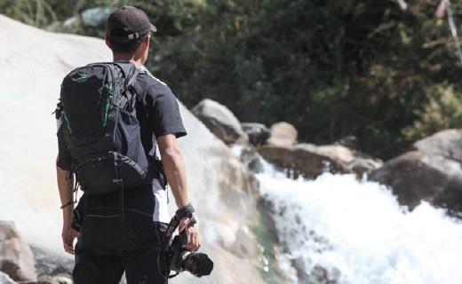 一只户外摄影狗的蝶影背包,其他摄影包可以扔了