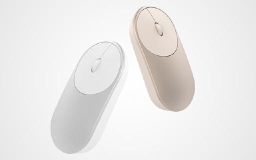 小米新款无线鼠标,重量超轻颜值高