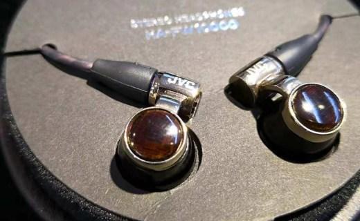JVC HA‐FW10000超豪华耳机发布!十年探索精髓,完美还原音质