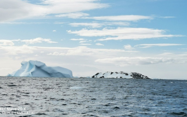四下南極,一個文藝女青年的瘋狂冒險!
