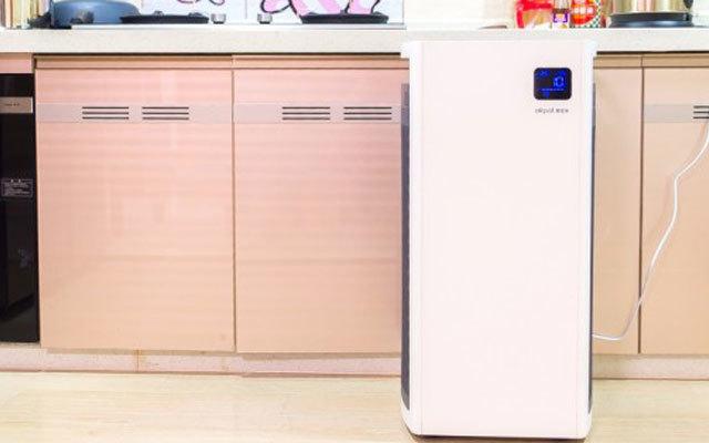 精确检测 高效净化,净化空气的好帮手 — 爱宝乐AP800空气净化器体验