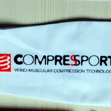COMPRESSPORT R2经典压缩小腿套试戴体验
