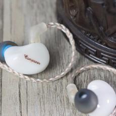 類動圈味的人聲利器開箱:自然聲NS2pro雙動鐵耳機