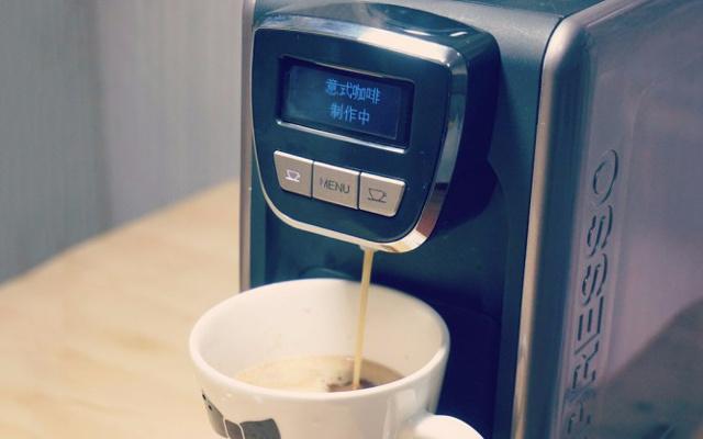 人人都可以是咖啡好手,从此再也不去星巴克 — MiTALY 胶囊咖啡机体验