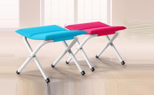 索乐户外折叠椅:加厚牛津布面料,稳定支撑轻巧便携