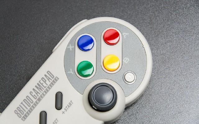 Switch游戏大卖,这款手柄必不可少 — 八位堂SF30 Pro游戏手柄体验