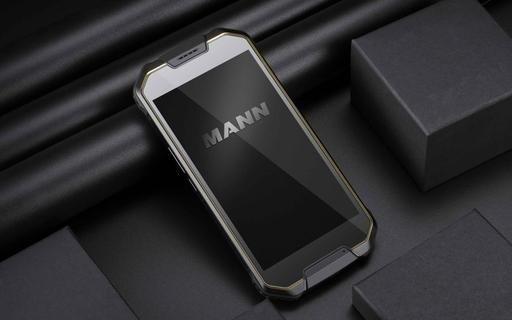 三防手机MANN 8S发布:超长续航,一充用三天!