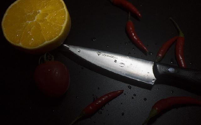 有它,你才是厨房的主角—礼钻厨刀多角度评测