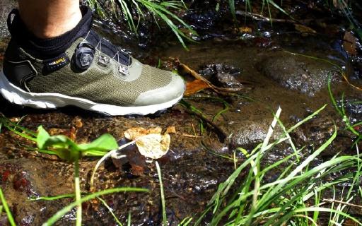 尽情撒欢于山野—Montello Gravity低帮徒步鞋 | 视频