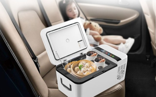 冰匠车载冰箱BCD15加热款