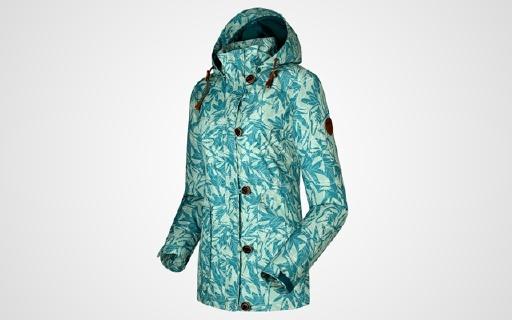 GORE-TEX面料顶级冲锋衣,颜值高到能当风衣穿