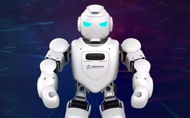 孩子的知心伙伴、良师益友--优必选 Alpha Ebot机器