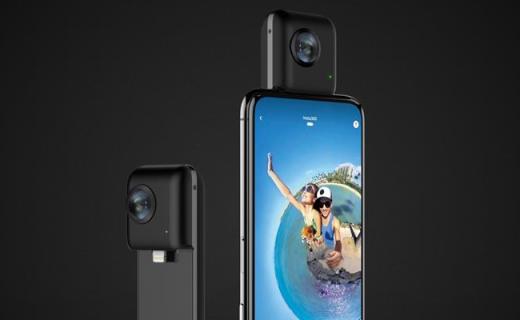 CES上亮相能打电话的相机——Nano S