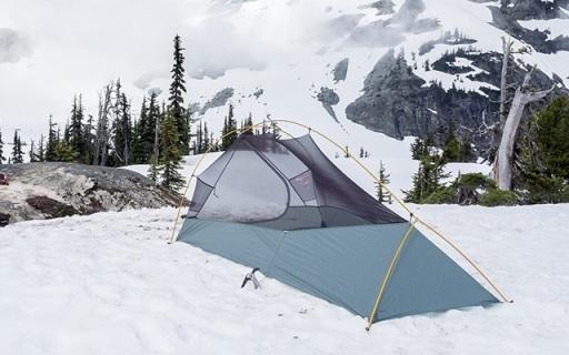 山浩Ghost Ultra Light 2帐篷:自立式结构全覆盖防护,1kg超轻量