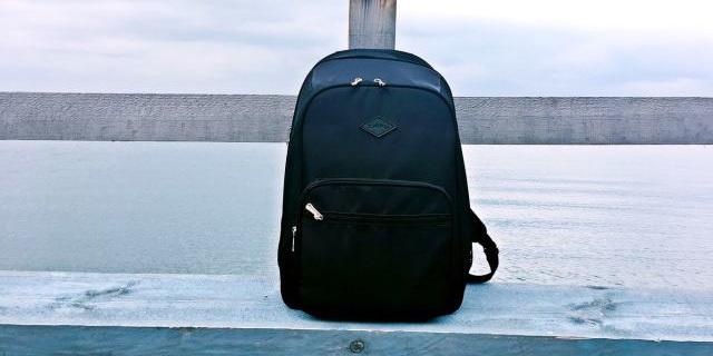 模块化拼装双肩包,防水轻背负伴我游贝加尔湖   视频