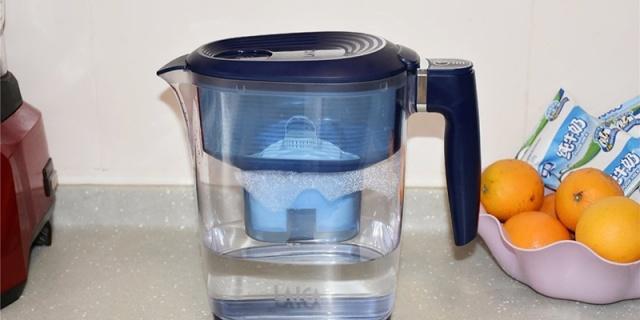 家庭饮水的完美解决方案-莱卡EP1117滤水壶体验