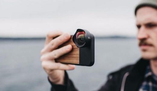 Moment发布新款iPhone X手机壳,可佩戴镜头