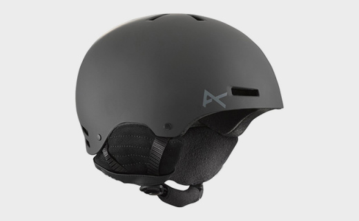 ANON HardGoods Raider滑雪头盔:ABS防撞击壳体,透气不闷热